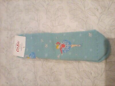 Cath Kidston girls slipper socks new 7-10 years