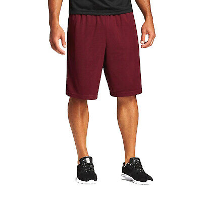 "Champion Men's Shorts Big & Tall 3X 4X 5X Lined Mesh Athletic 10"" Inseam 99084"