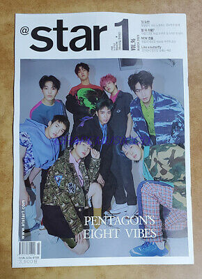 @Star1 At Star1 Star 1 Staril Pentagon Kim Yohan Vol.96 Magazine 2020 March Mar
