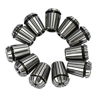 11pcs Precision Spring Collet Set Collet For Milling Lathe Accessories Tool N2L2