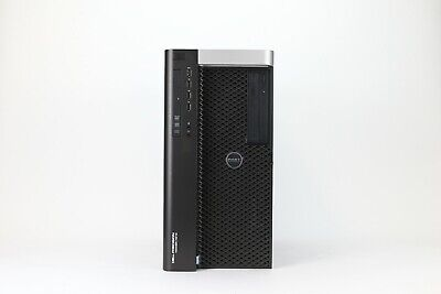 Dell Precision T7910 / 512GB SSD + 2TB HDD / 64GB / NVIDIA M5000 / XEON 3.1 GHZ