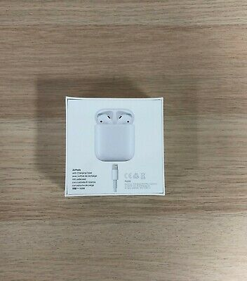 Apple AirPods 2nd Gen with Charging Case MV7N2AM/A - SEALED