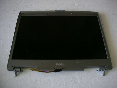 """Display Dell Latitude D800 15,4 """" LCD+Frames +Hinges +Cables"""