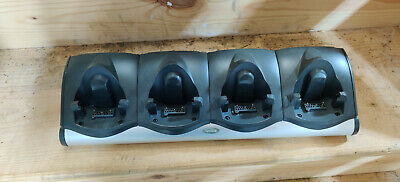 Symbol Motorola CHS9000-4001C 4-Slot Charging Dock Station *Tested Working*