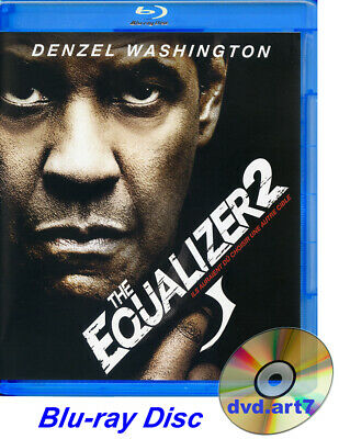 Blu-ray : EQUALIZER 2 - Denzel Washington