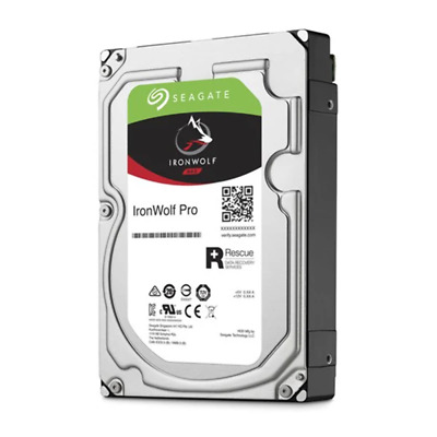 Ironwolf Pro Nas Hdd 3 Inch 4Tb Sata 7200Rpm 128Mb Cache No Encryption