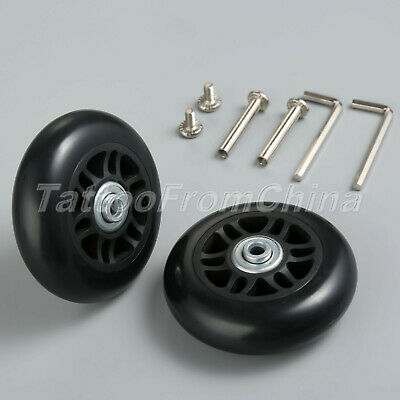 High Quality Travel Luggage Suitcase Accessory Wheel OD 80mm Bearings Repair Kit
