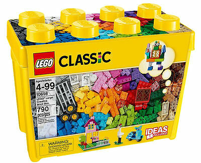 LEGO Classic Large Creative Box 10715 790 pieces NEW!! $60