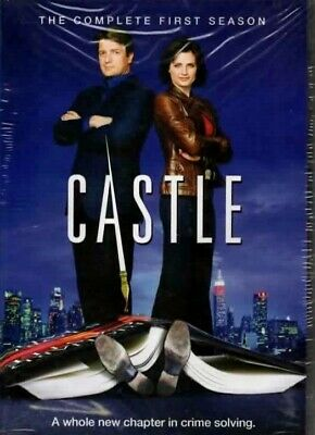 Castle The Complete Series DVD  Bundled Set New Free Shipping