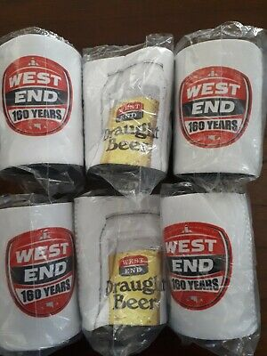 West End Stubby Holders X 6