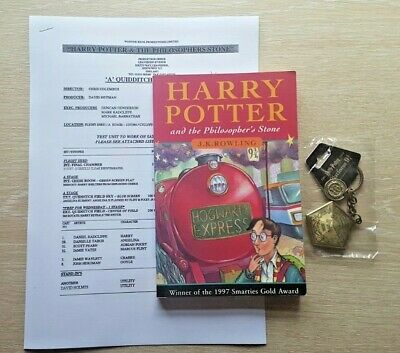 J.K.Rowling HARRY POTTER AND THE PHILOSOPHER'S STONE 1st/35th Bloomsbury PB ++++