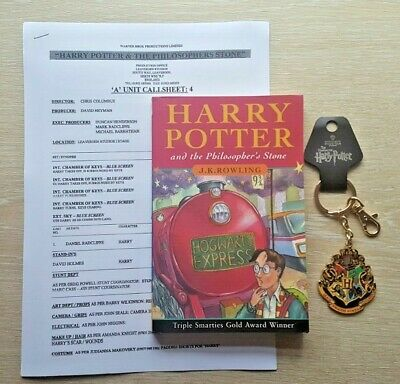 J.K.Rowling HARRY POTTER AND THE PHILOSOPHER'S STONE 1st/46th Bloomsbury pb+++++