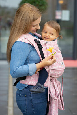 """LIMAS Babytrage/""""Anker/""""Neues Modell 2018Baby Carrier"""