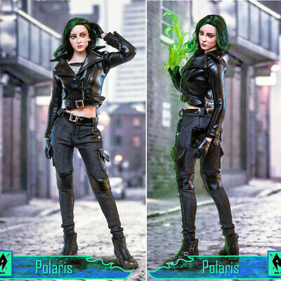 MX toys 1//6 The Gifted Lorna Dane Polaris Magnetic Girl Figure Model Toy