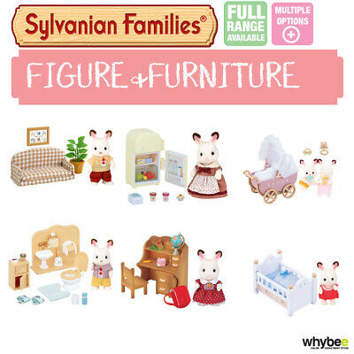 Sylvanian Families Figure & Furniture Sets Choose Your Set Brand New In Box