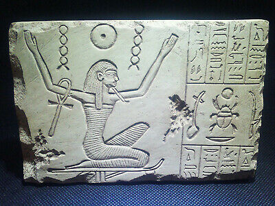 EGYPTIAN ANTIQUE ANTIQUITIES Stela Stele Stelae 1549-1351 BC
