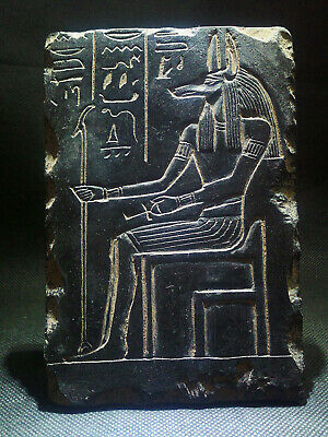 EGYPTIAN ANTIQUE ANTIQUITIES Stela Stele Stelae 1549-1307 BC