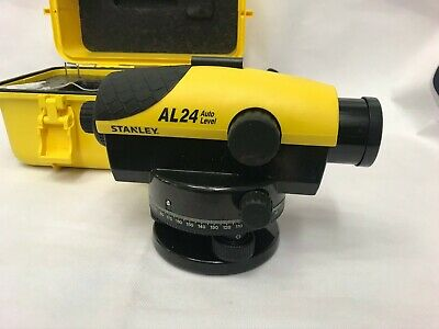 Stanley AL24 AUTO OPTICAL LEVEL Surveying Tool