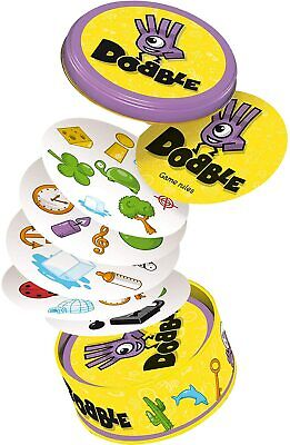 Official Asmodee Dobble Card Game Kids Adults Family Gift Original New Product