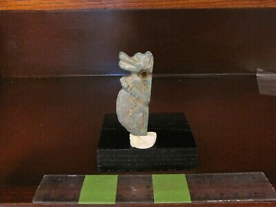 Pre Columbian, Greenstone, Costa Rican, Choice Necklace Pendant, Bead, E/L-P/C