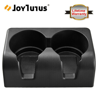 For 2004-2012 CANYON COLORADO Bench Seat Dual Cup Holder NEW 19256630 Black