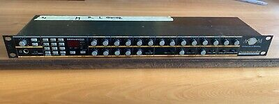 Novation DrumStation Rack Drum Synthesizer Module 303 Bassline 808 909