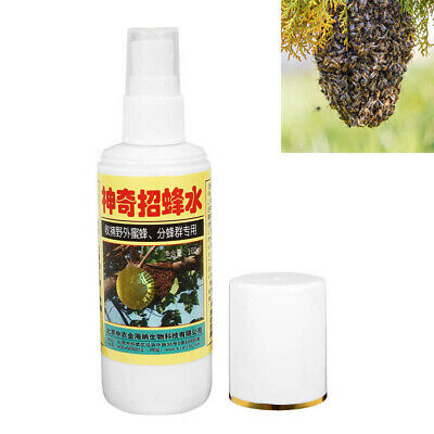 100ml Swarm Commander Premium Swarm Lure Bee Attractant Hive for Beekeeping