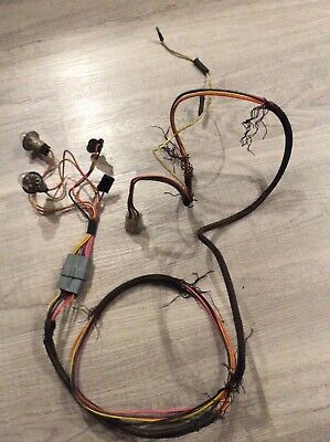 1967 Coronet/charger Console Harness Oem