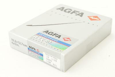 Agfa Agfachrome RSX 50, 4x5, approx. 30-40 sheets, EXP 1997-11