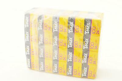 20x rolls of Kodak Tmax 100/24 film, EXP 1989-06