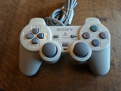 Official Sony PlayStation 1 PS1 DualShock Dual Analog Controller SCPH-1100