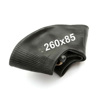 Inner Tube 260x85 Bent Valve 4 Inch Trailer Jockey Wheel Tyre