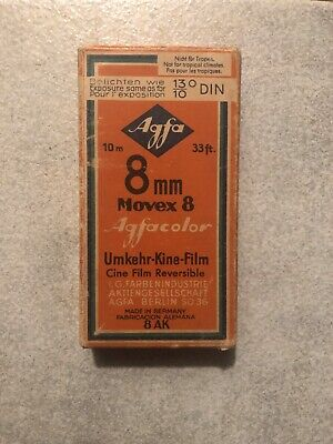 Agfacolor Movex 8 1945