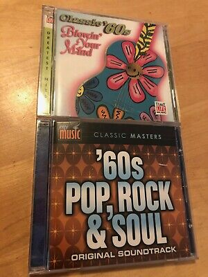 MY MUSIC Classic Masters '60s Pop Rock & Soul Soundtrack Volume 7 CD +BONUS CD !