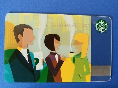 """Starbucks gift card 2011 """"COFFEE CONNECTION CORPORATE CARD"""" MINT~VHTF🔥NO VALUE"""