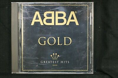 ABBA ‎– Gold - Greatest Hits  - CD (C1063)