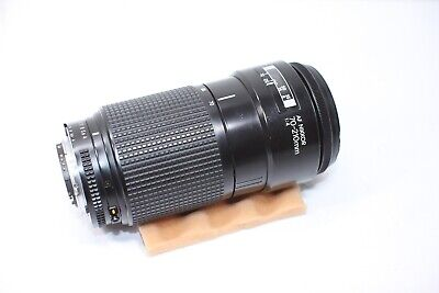 Nikon Nikkor Zoom 70-210mm F/4 AF Lens Made In Japan