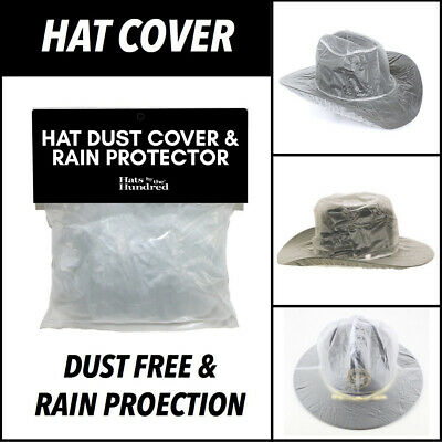 Hat Cover - Dust Free & Rain Protection