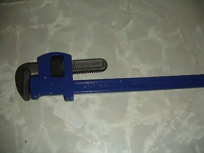 "Record Pipe Wrench Stilsons 24"" Brand New"