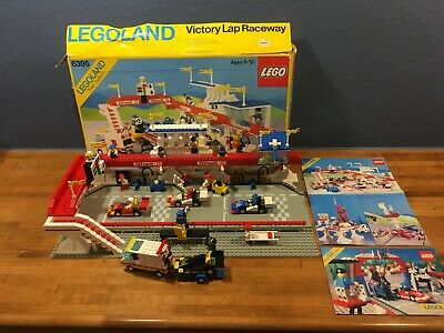 1x Lego Construction Plate Red 24x6 Train Set 340 218 1548 383 6395 3026