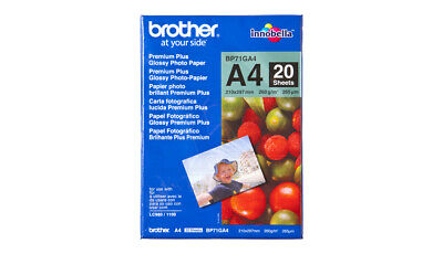 Brother A4 Glossy Paper - BP71GA4
