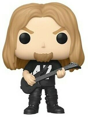 Slayer - Jeff Hanneman - Funko Pop! Rocks: (2020, Toy NUEVO)