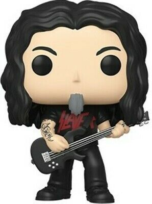 Slayer - Tom Araya - Funko Pop! Rocks: (2020, Toy NUEVO)