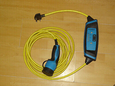 Volvo Tesla Mennekes Type 2 Charging Cable As Supplied New Volvo Mercedes Volvo