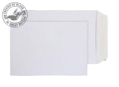 Blake Purely Everyday White Peel and Seal Pocket C5 229x162mm 100gsm (Pack 500)