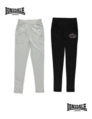 Trousers Tracksuit Girl Lonsdale from 7 Years choose 13 Yrs