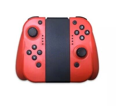 For Nintendo Switch Joy-Con (L/R) Wireless Bluetooth Controllers Set - Red New