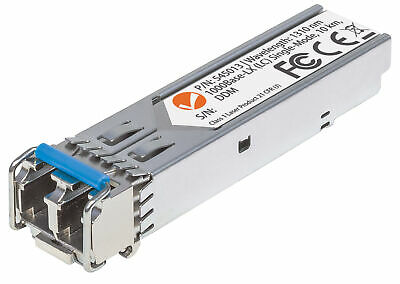 Intellinet Gigabit Fibre SFP Optical Transceiver Module, 1000Base-Lx (LC) Single