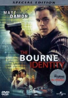 The Bourne Identity Special Edition  DVD Incredible Value and Free Postage