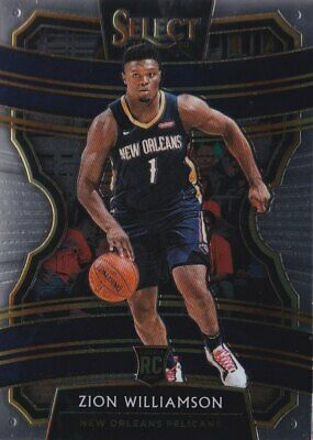 2019-20 Panini Select BASE U Pick Card Rookie ZION WILLIAMSON BARRET Courtside